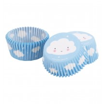 ALLC - Cupcake cases: Cloud