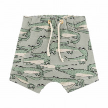 Dear Sophie - Shorts (Crocodile mint)