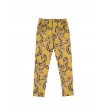 Dear Sophie - Leggings  (Snake Yellow)