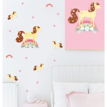 ALLC - Wall sticker - Horse