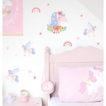 ALLC - Wall sticker - Unicorn